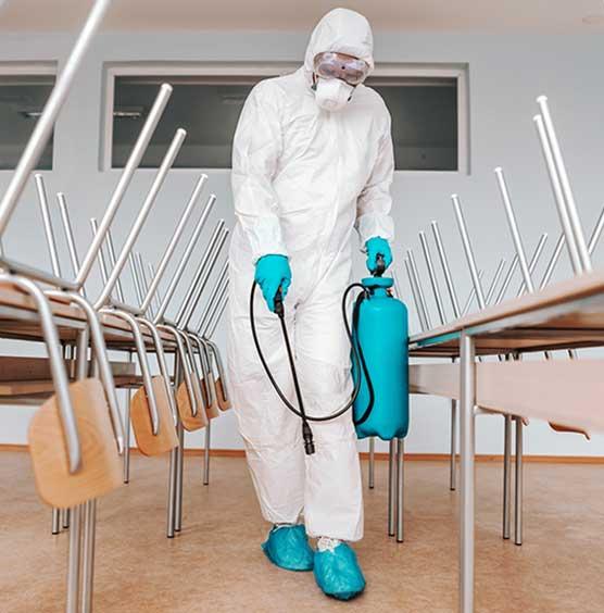 Hygiëne en desinfectie Covid-19 en SchoneVloeren.nl