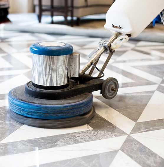 natuurstenen vloeren laten reinigen door SchoneVloeren.nl