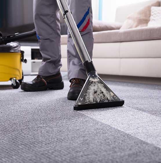 vloerbedekking tapijt laten reinigen door SchoneVloeren.nl