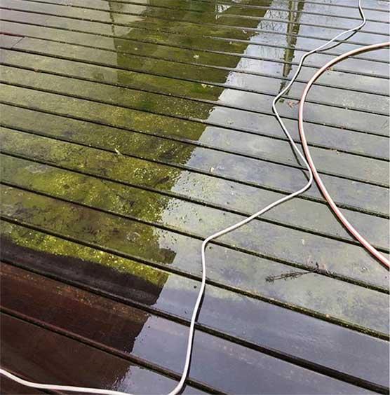 houten vlonders terrassen voor schoon reinigen schonevloeren.nl